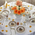 Romantic Thanksgiving Tablescapes – by Shannon Imlay