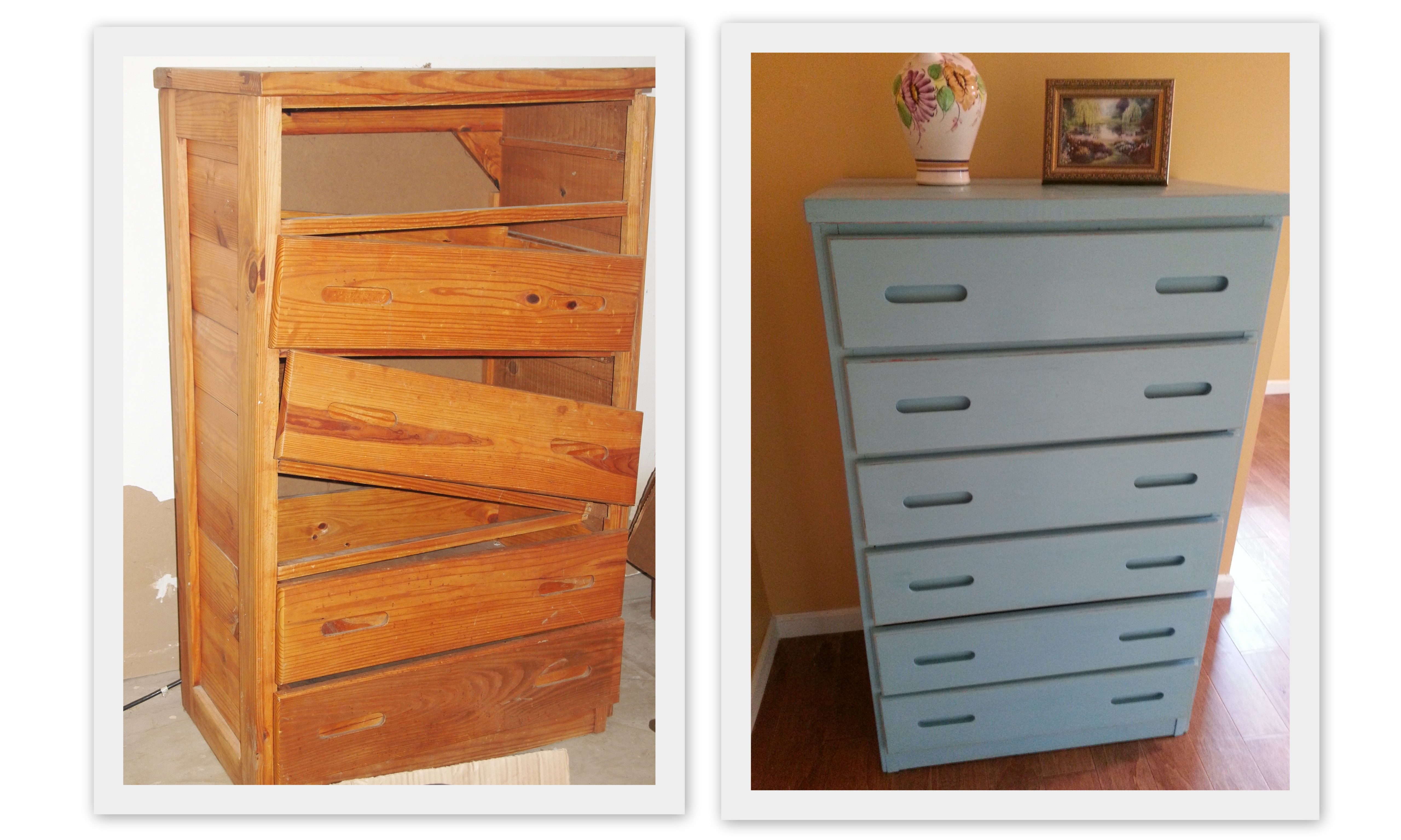 Repairing and Painting Crate Furniture – Hudson Valley