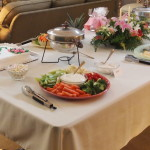 How to Create a Somewhat Vegan Graduate Recital Reception