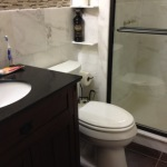 Unfinished Projects Completed – Bathroom