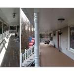 Restoring a Wrap Around Porch