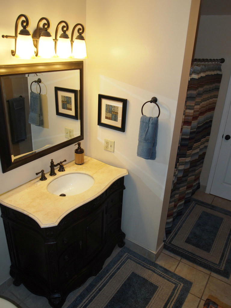 Donna Michaels - Bathroom Renovation 1