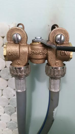Fixing SYMMONS Shut Off Valve Leak Hudson Valley Handymom